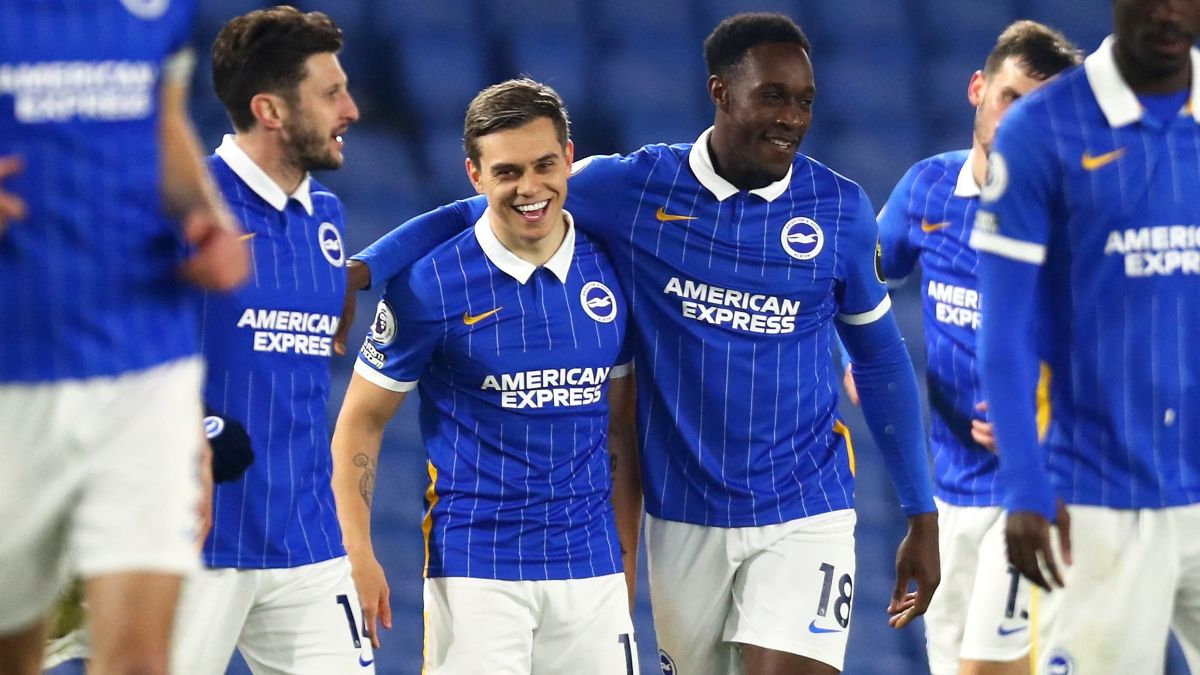 Brighton & Hove Albion vs. Leeds United EPL Odds, Pick, Prediction: Seagulls Still Due for Positive Regression article feature image