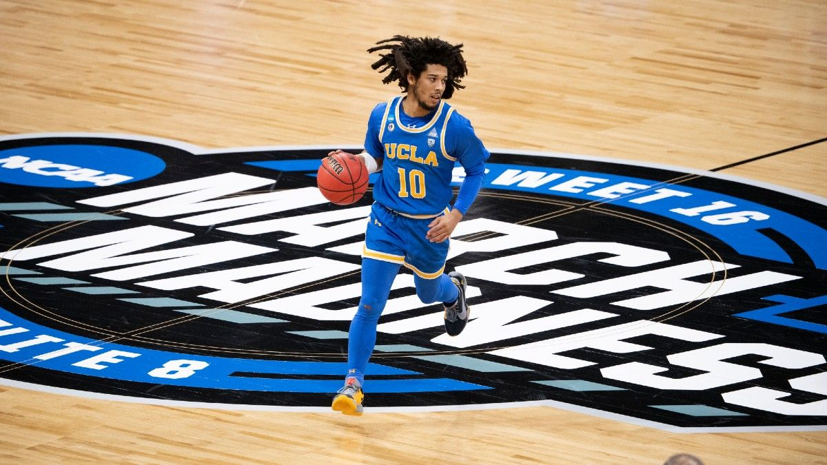 Baylor vs. Houston & Gonzaga vs. UCLA Odds & Pace Report: Examining Tempos & Predicting Totals for Saturday's Final Four Games (April 3) article feature image