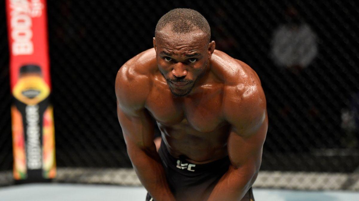 UFC 261 Odds, Promo: Bet $5, Win $130 on Kamaru Usman! article feature image