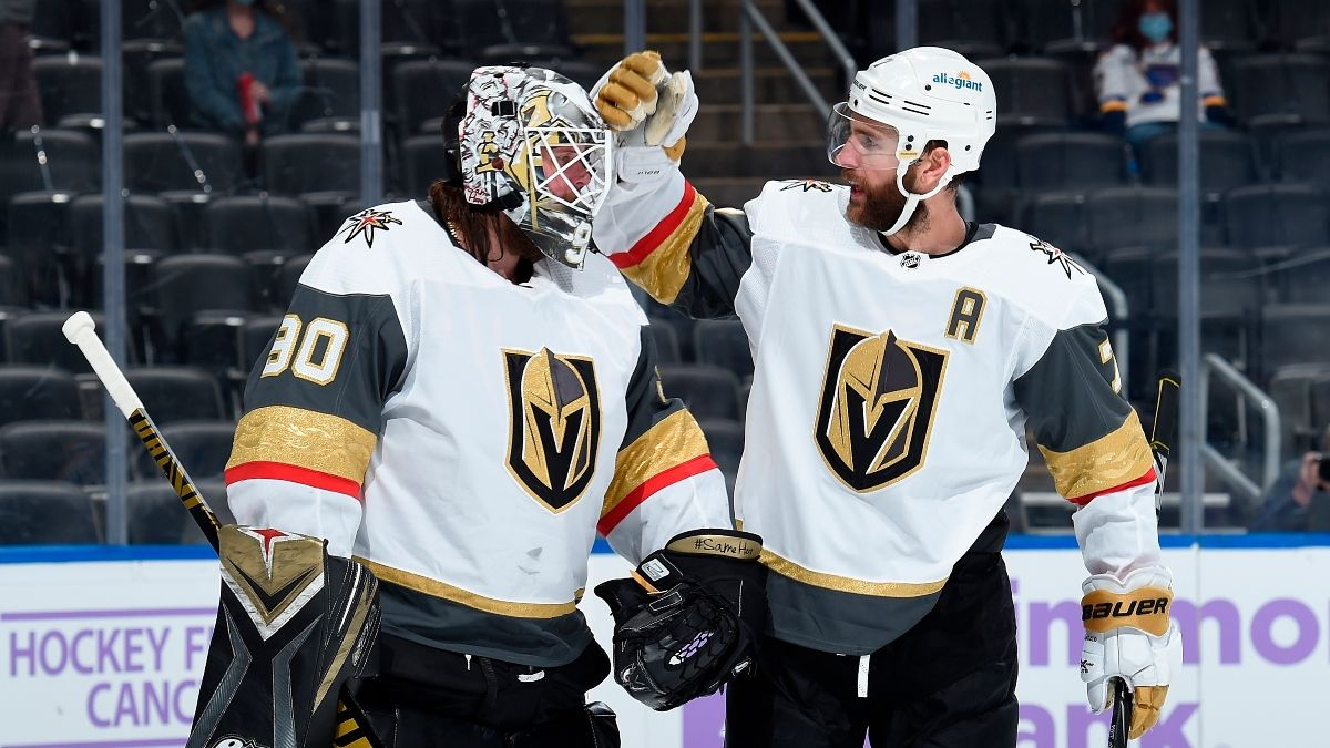 Friday NHL Betting Odds, Picks, Predictions for Coyotes vs. Golden Knights: Total Providing Plenty of Value (April 9) article feature image