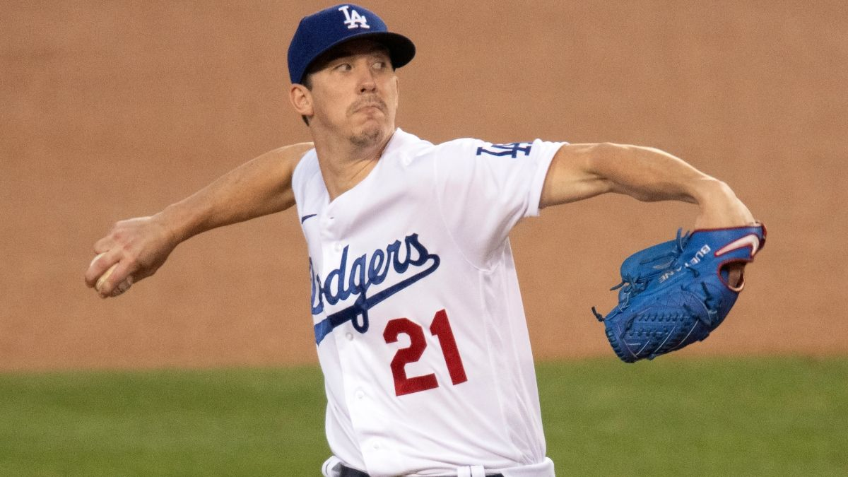 Dodgers vs. Nationals Odds & Picks: How To Bet Friday's Game article feature image