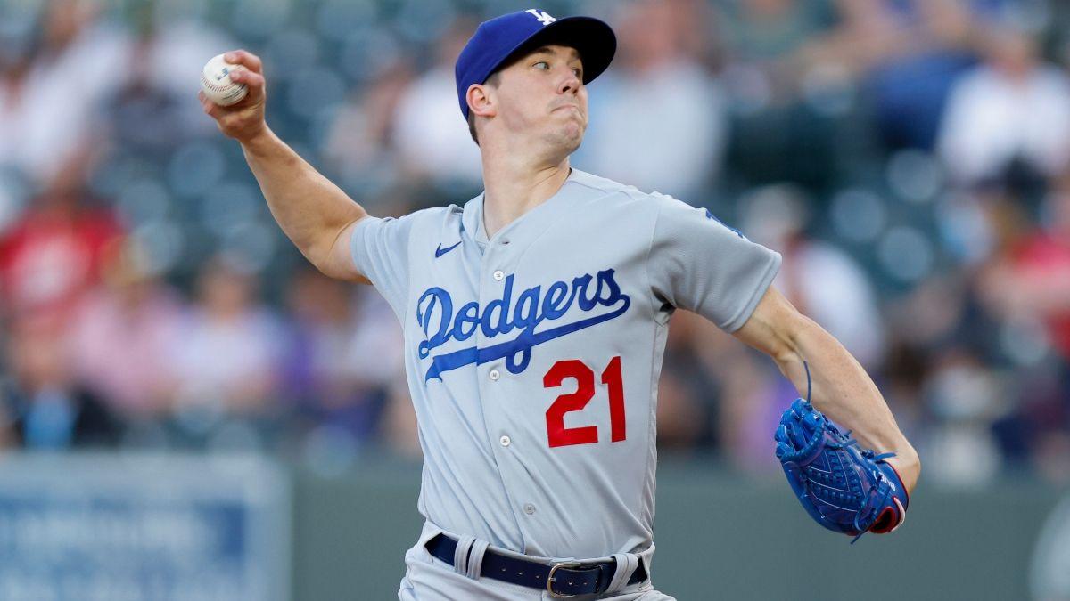 Dodgers vs. Padres MLB Odds & Picks: Back Los Angeles and Walker Buehler (Friday, April 16) article feature image