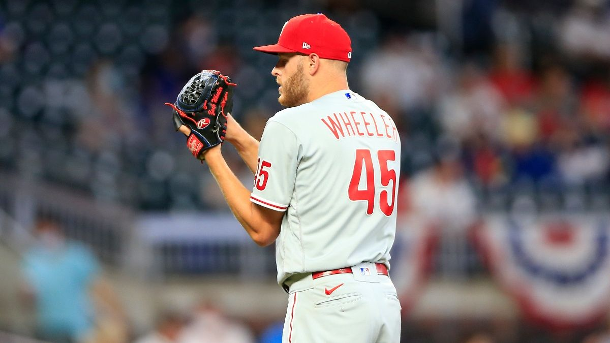 Phillies vs. Mets MLB Odds & Picks: Wheeler and Peterson Combine for Pitching Duel at Citi Field (Wednesday, April 14) article feature image
