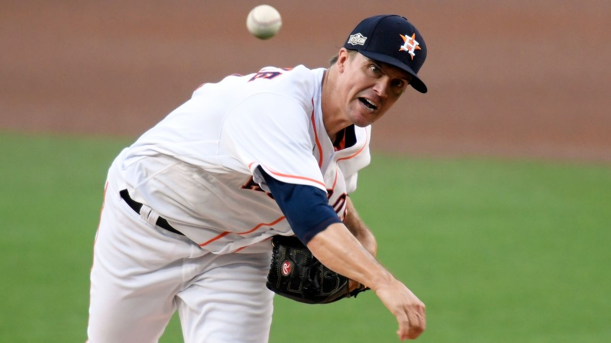 MLB Opening Day Betting Model Edges & Predictions, Including Astros vs. Athletics article feature image