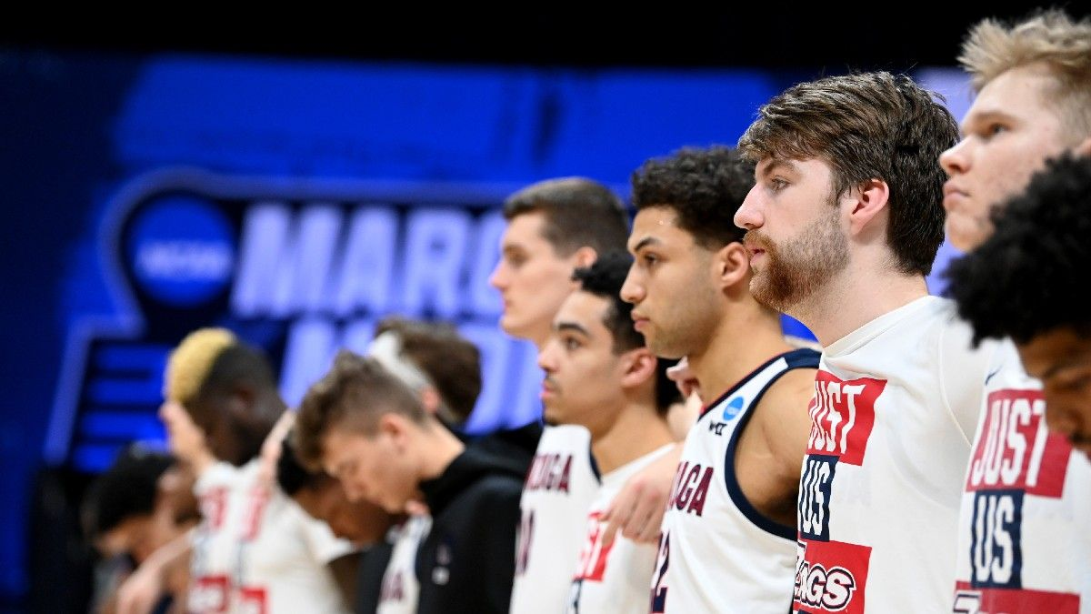 2021 Final Four Betting Picks: Props, Exotics, Parlays for Gonzaga vs. UCLA & Houston vs. Baylor article feature image