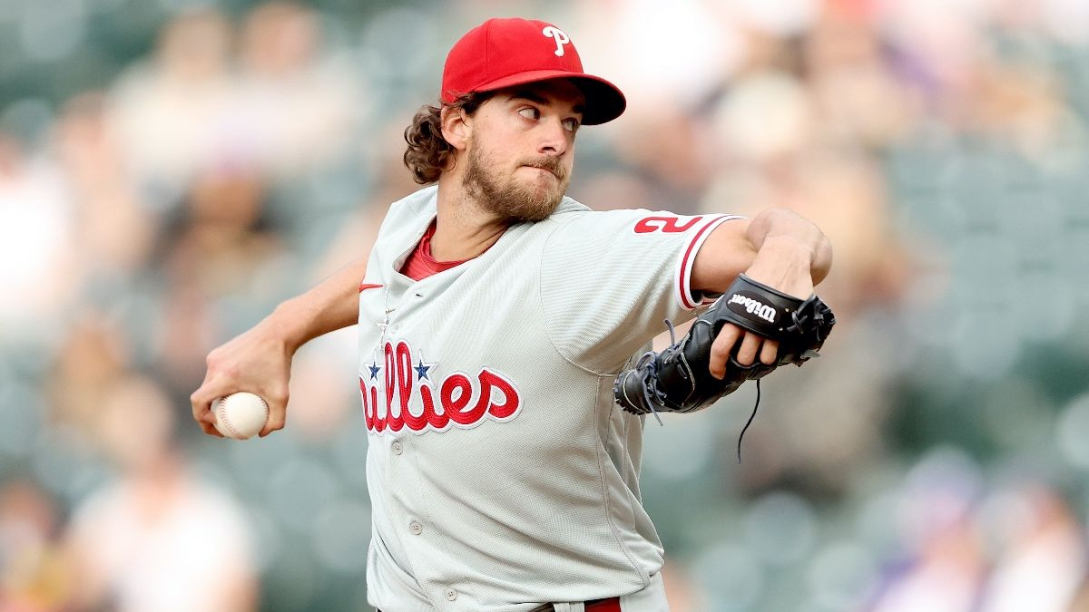 MLB Player Prop Bets & Picks: Two Strikeout Betting Angles, Including Aaron Nola (Sunday, May 9) article feature image