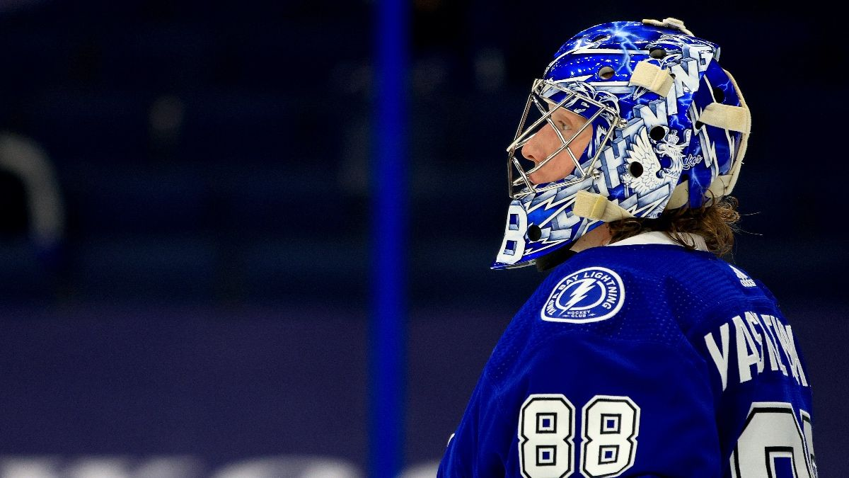 Lightning vs. Panthers NHL Odds & Pick: Back Powerful Tampa Bay Against In-State Rival (Saturday, May 8) article feature image