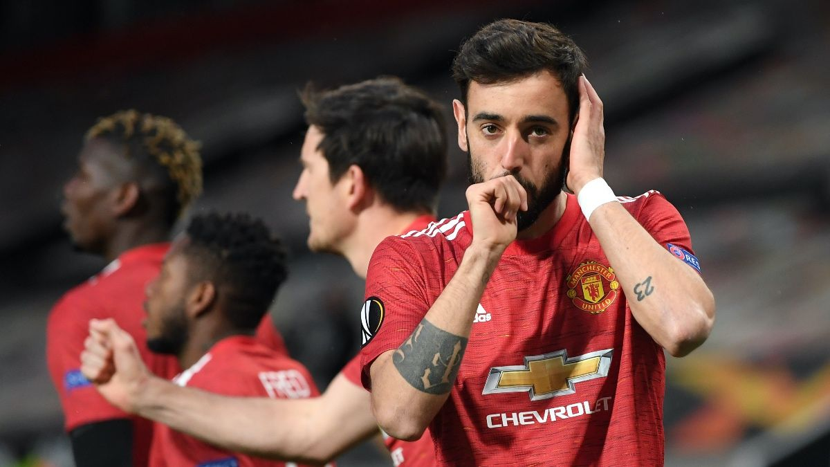 Sunday Premier League Betting Odds, Picks & Prediction: Manchester United vs. Liverpool (May 2) article feature image