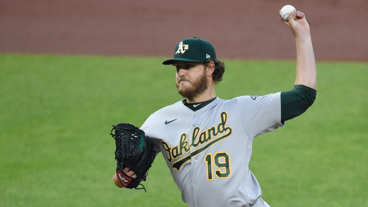 Rays vs. Athletics MLB Odds & Pick: Bet the A's On Saturday Afternoon (May 9) article feature image