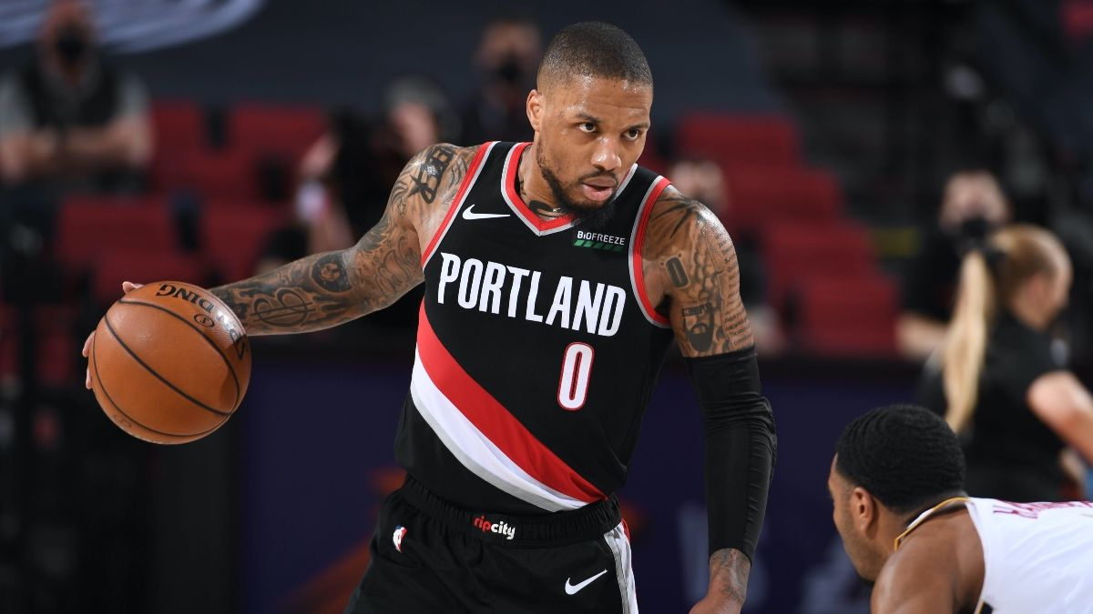 NBA Odds, Preview, Prediction for Trail Blazers vs. Nuggets Game 5: Does Home-Court Advantage Matter for Denver? (Tuesday, June 1) article feature image