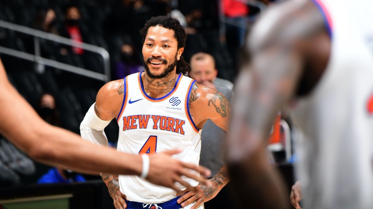 Tuesday NBA Betting Odds & Picks: Our Best Bets for Sixers vs. Pacers, Knicks vs. Lakers (May 11) article feature image