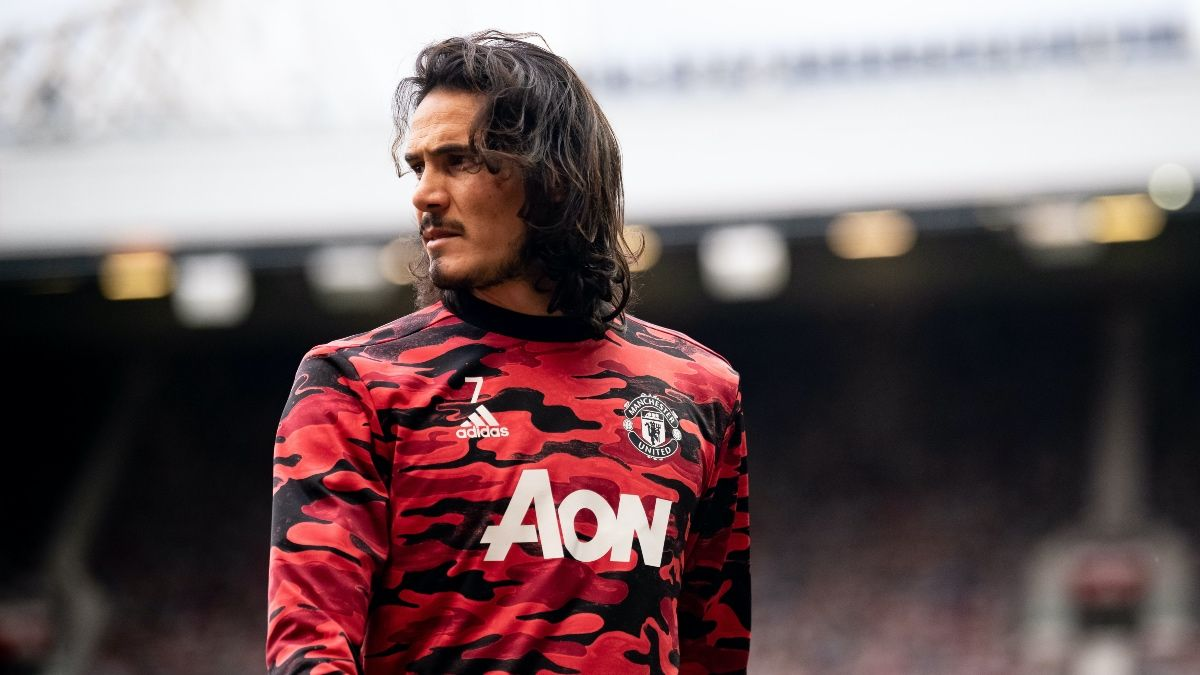 English Premier League Odds & Betting Picks for Manchester United vs. Liverpool (Thursday, May 13) article feature image