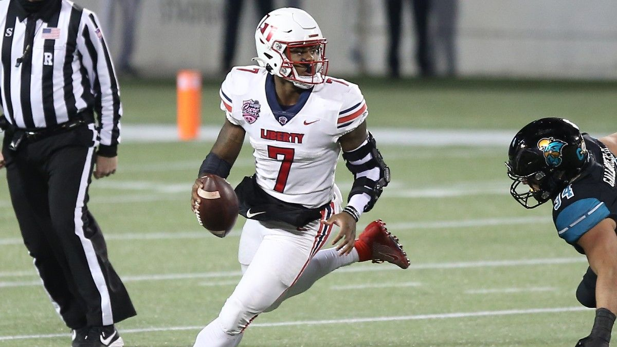 Malik Willis Scouting Report & 2022 NFL Draft Profile article feature image