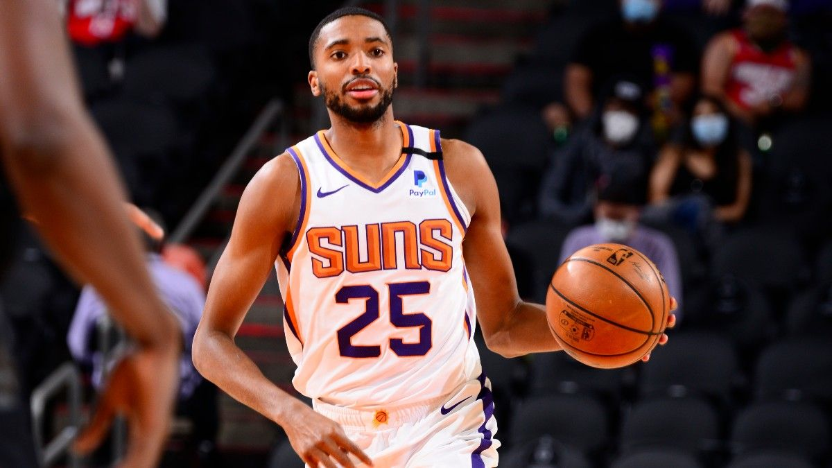 Sunday NBA Player Prop Bets, Picks: Which Player to Target in Suns vs. Lakers (May 9) article feature image
