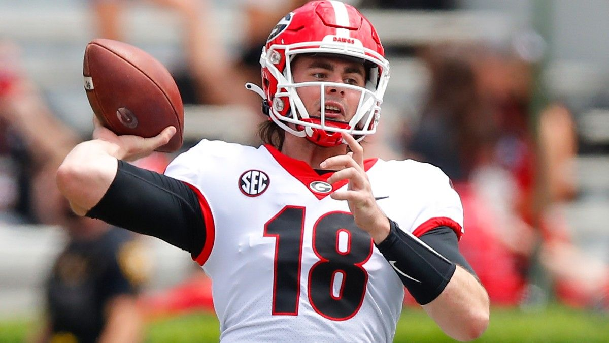 JT Daniels Scouting Report & 2022 NFL Draft Profile article feature image