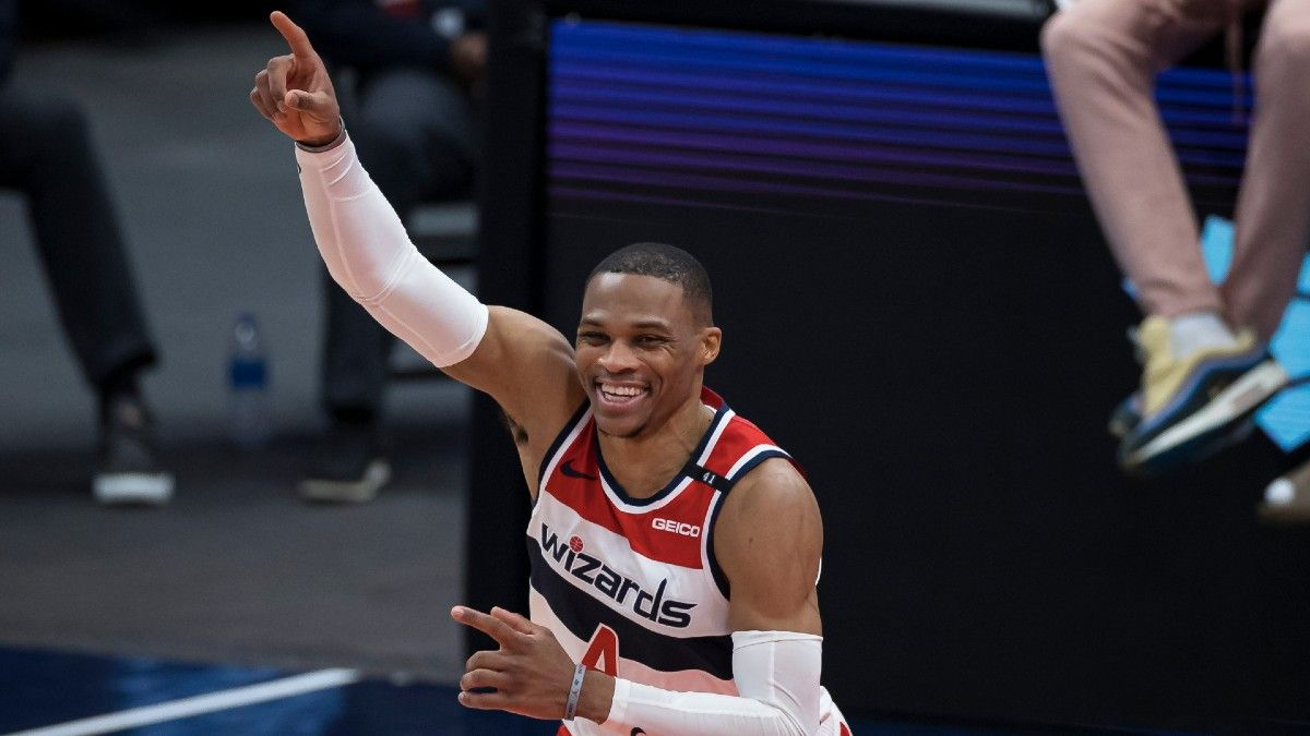 Monday NBA Player Prop Bets & Picks: Russell Westbrook Goes for Triple-Double Record (May 10) article feature image