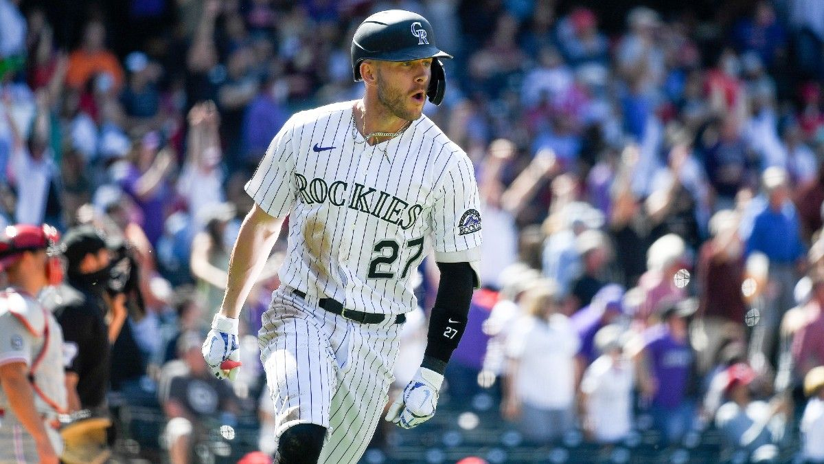 MLB Odds & Picks for Giants vs. Rockies: Take This Juicy Coors Field Total (Monday, May 3) article feature image