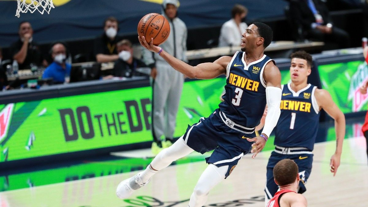 Saturday NBA Odds, Picks, Predictions: Nuggets vs. Clippers Betting Preview (May 1) article feature image