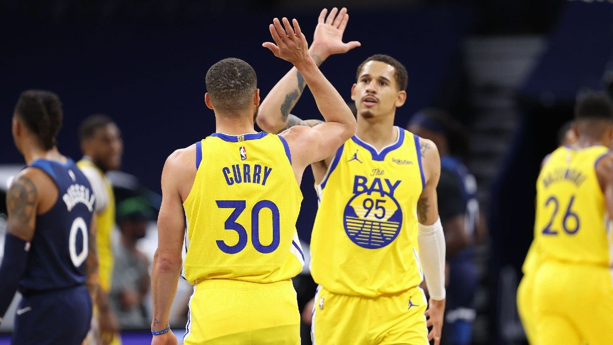 Saturday NBA Odds, Picks, Predictions: Warriors vs. Rockets Betting Preview (May 1) article feature image