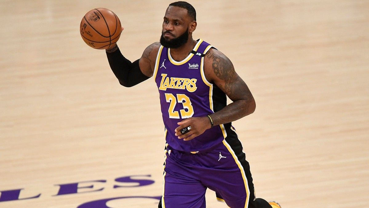 2021 NBA Playoffs: Seven Futures Bets with Value Before the Playoff Seedings Set article feature image