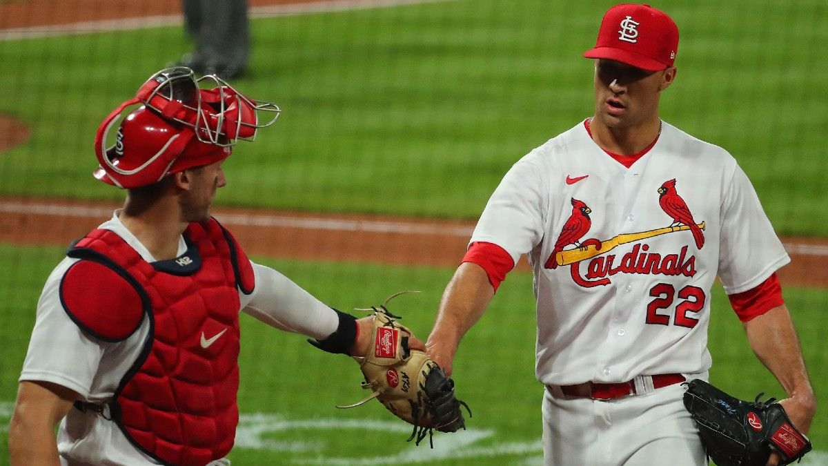 Thursday MLB Betting Odds & Picks for Cardinals vs. Brewers: A True Ace Pitchers' Duel (May 13) article feature image