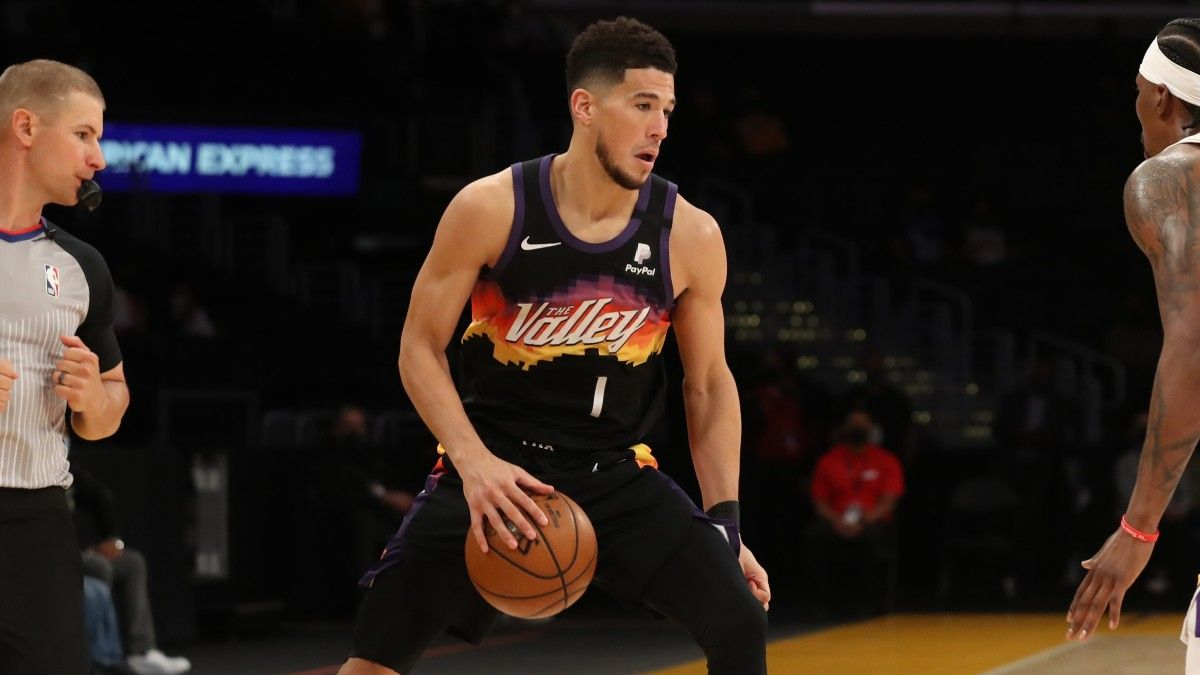 Trail Blazers vs. Suns NBA Odds & Picks: Back a High-Scoring Western Conference Game (Thursday, May 13) article feature image