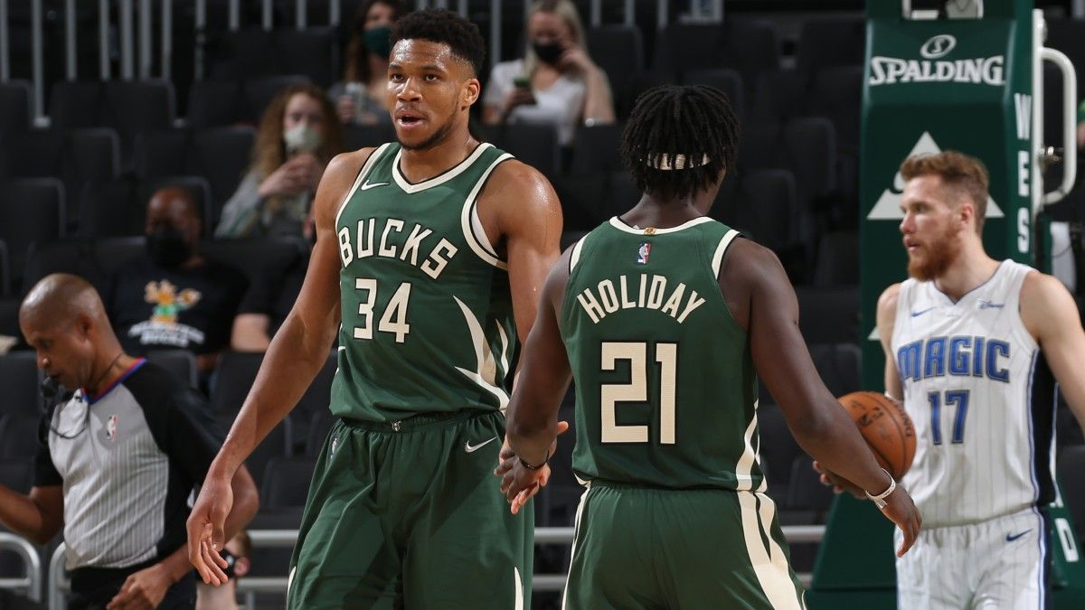 Bucks vs. Pacers NBA Odds & Picks: Target the Total In Game of Two Eastern Conference Playoff Teams (May 13) article feature image
