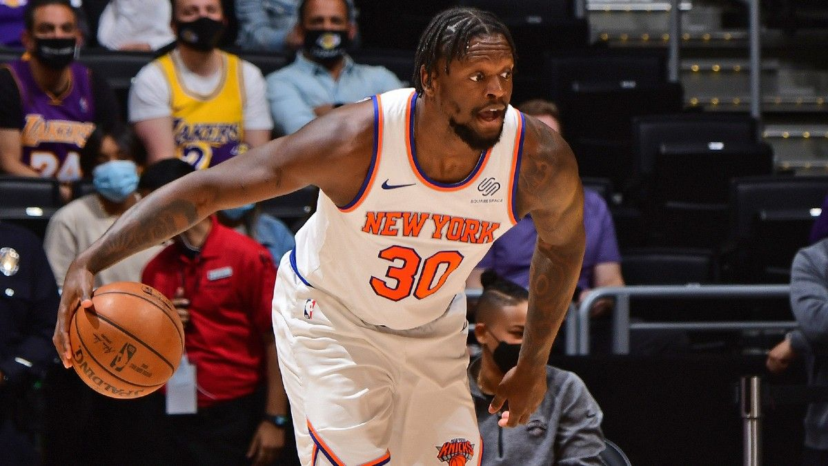 Spurs vs. Knicks NBA Odds & Picks: San Antonio's Rough Stretch Will Continue in New York (Thursday, May 13) article feature image