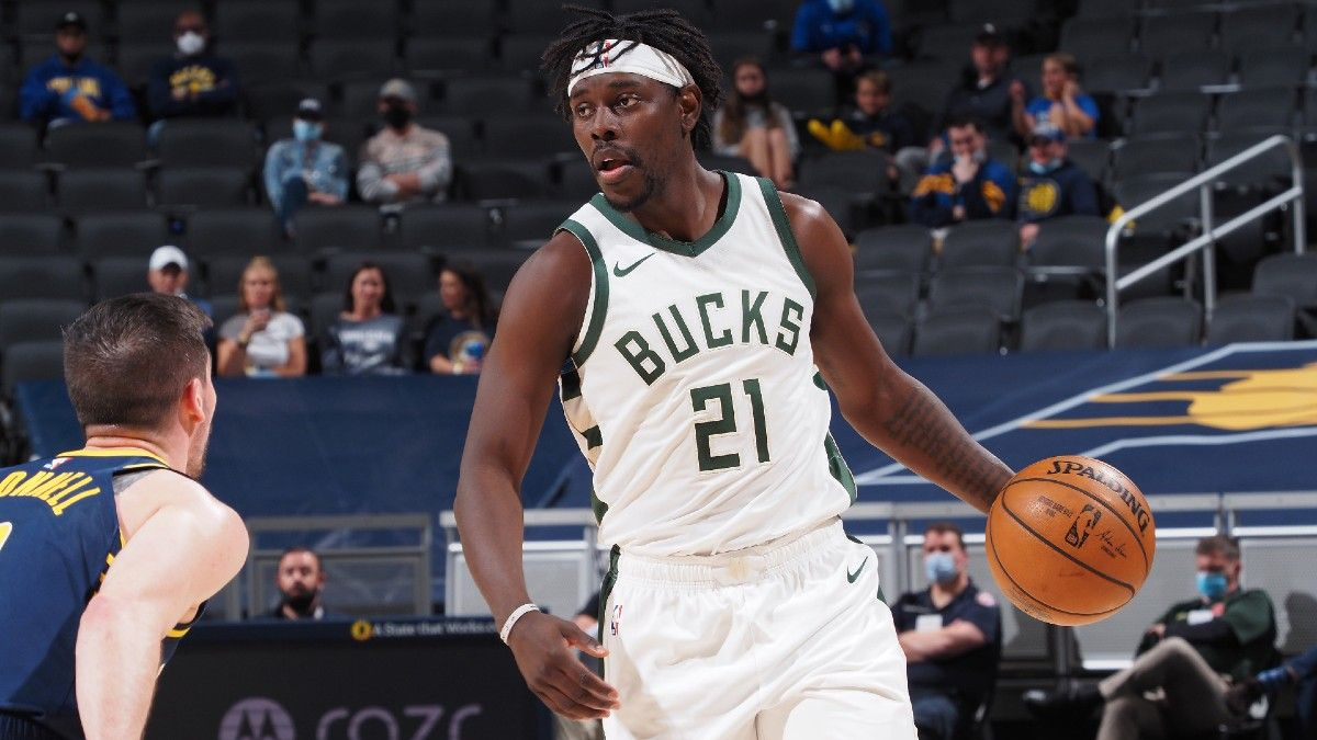 NBA Prop Bets, Picks, Predictions: 3 Player Totals for Heat vs. Bucks (Saturday, May 15) article feature image