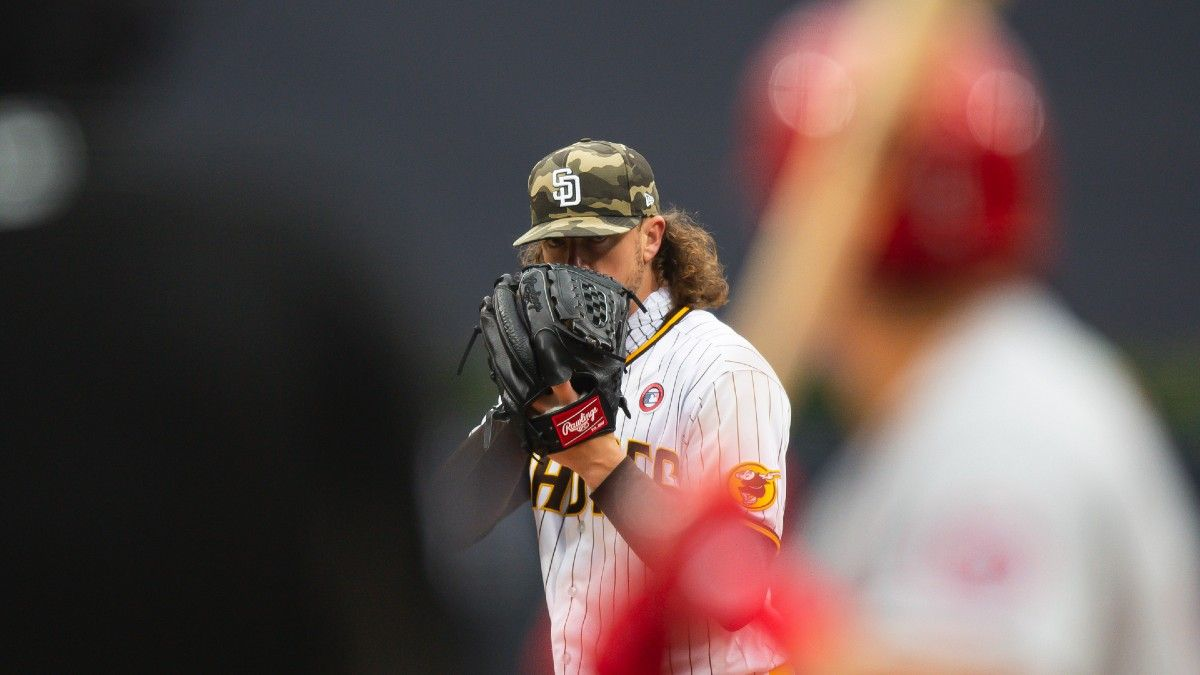 Wednesday Major League Baseball Pitcher Props: Paddack Looks To Lock Up Milwaukee's Hitters (May 26) article feature image