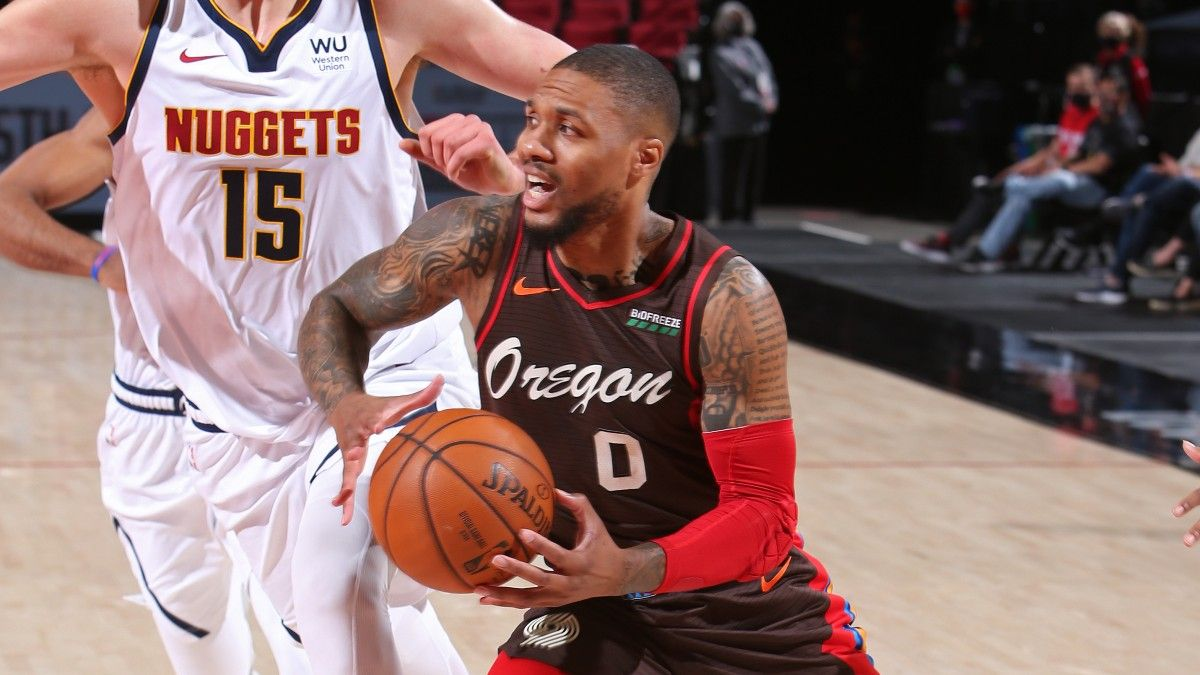 NBA Betting Odds, Picks, Predictions: 3 Best Bets for Heat vs. Bucks & Trail Blazers vs. Nuggets (Saturday, May 22) article feature image