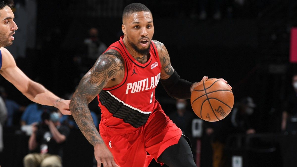 Monday NBA Playoffs Odds, Picks, Predictions: Our Staff's 5 Best Bets for Heat vs. Bucks, Trail Blazers vs. Nuggets Game 2 (May 24) article feature image