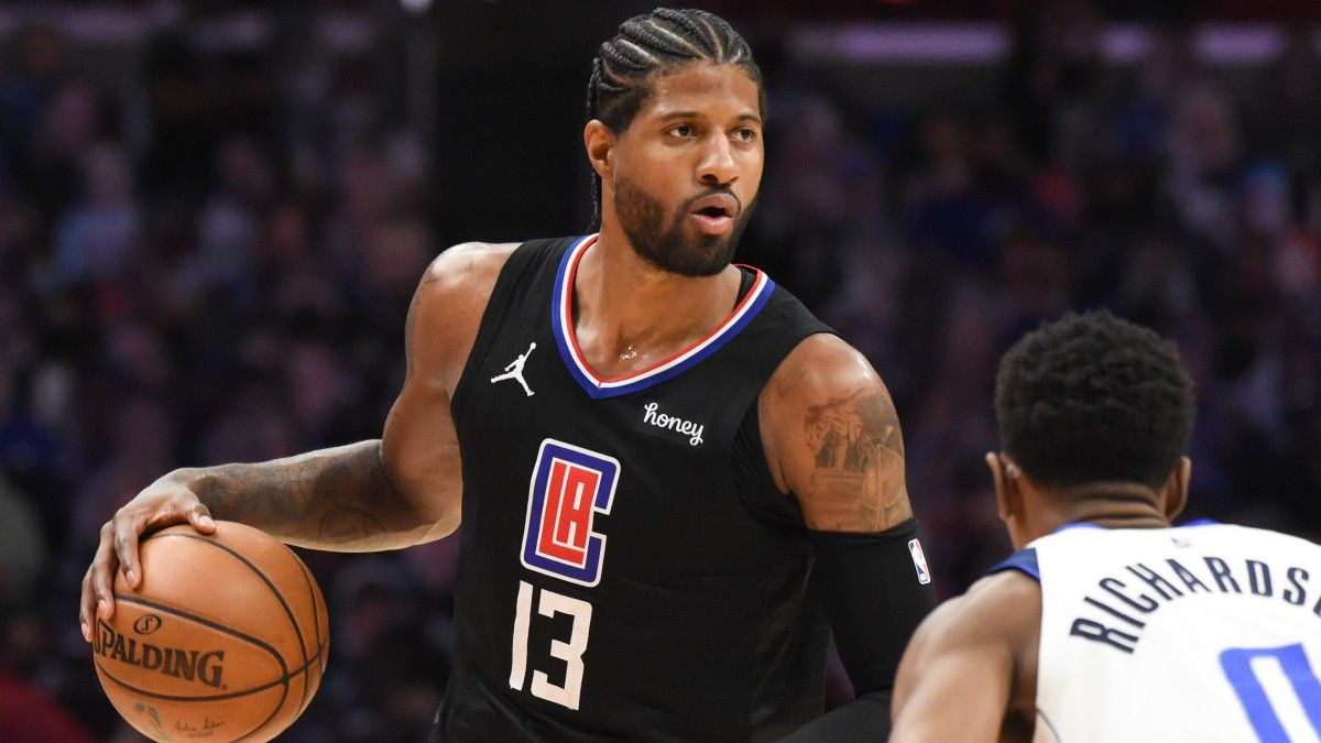 3 NBA Player Prop Bets for Thursday: Paul George Can't Be This Bad Again, Can He? article feature image