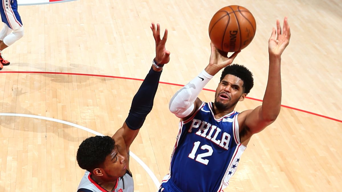 76ers vs. Wizards NBA Odds & Picks: Sharp Action Betting on Philadelphia (Monday, May 31) article feature image