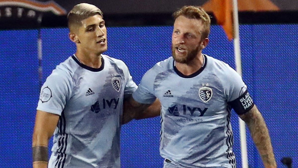 Sporting Kansas City vs. Austin FC: Sunday Major League Soccer Betting Odds, Picks & Prediction (May 9) article feature image