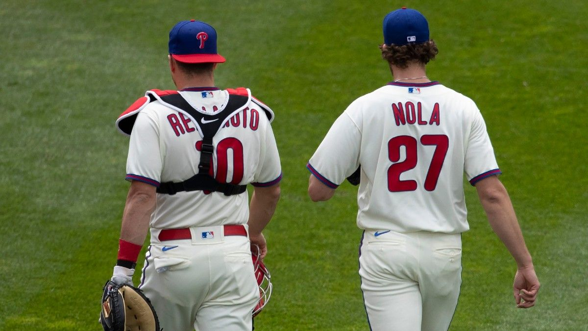Brewers vs. Phillies MLB Odds & Picks: Value in Total When Aaron Nola Matches Up Against Eric Lauer (Tuesday, May 4) article feature image