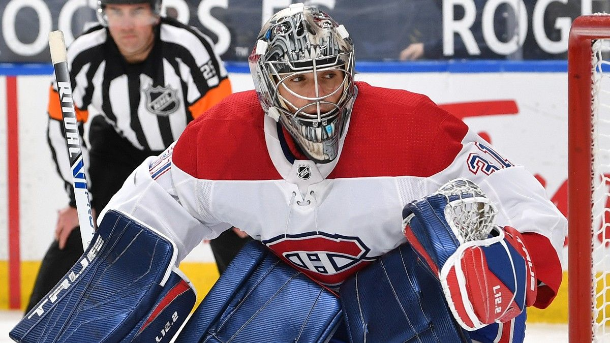 Thursday NHL Odds, Picks, Predictions: Canadiens vs. Maple Leafs Game 1 Betting Preview (May, 20) article feature image