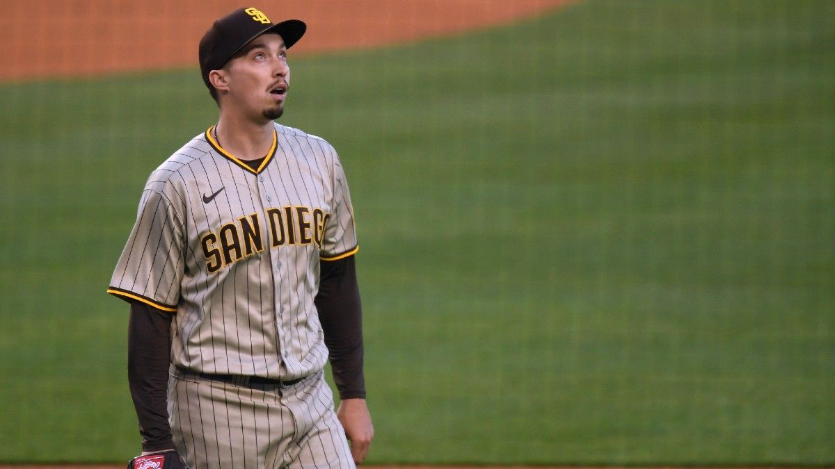 Friday MLB Odds & Picks: Our Staff's Best Bets, Including Reds-Indians, Padres-Giants & More (May 7) article feature image
