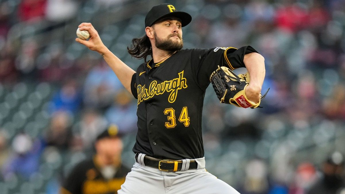 Fantasy Baseball Starting Pitchers Report (Week 5): Waiver Wire Pickups, Streamers, Injury Updates & More article feature image