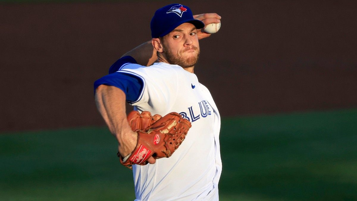 MLB Betting Odds & Picks: 4 Best Bets for Monday, Including Blue Jays vs. Athletics (May 3) article feature image