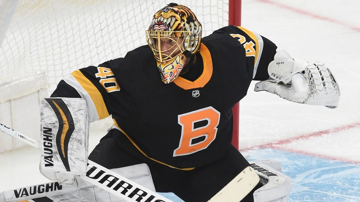 Capitals vs. Bruins NHL Playoffs Betting Preview: Odds, Picks & Predictions for Game 3 (May 19) article feature image
