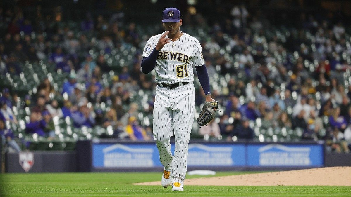 Tuesday MLB Player Prop Bets & Picks: Two Strikeout Totals to Target in Royals vs. Tigers & Cardinals vs. Brewers  (Tuesday, May 11) article feature image