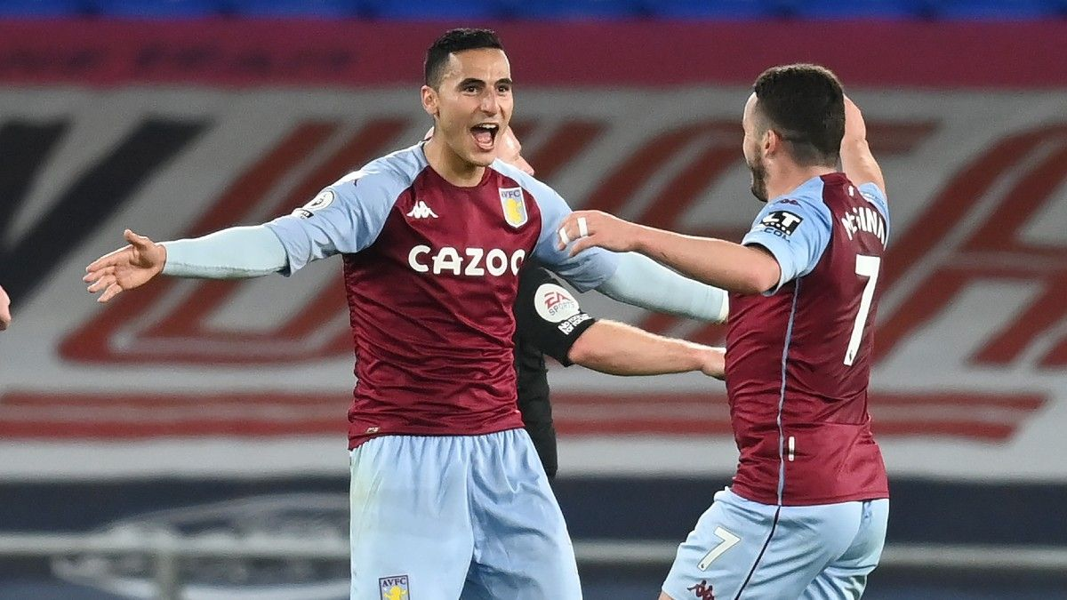 Premier League Betting Odds, Picks & Prediction for Aston Villa vs. Manchester United (Sunday, May 9) article feature image