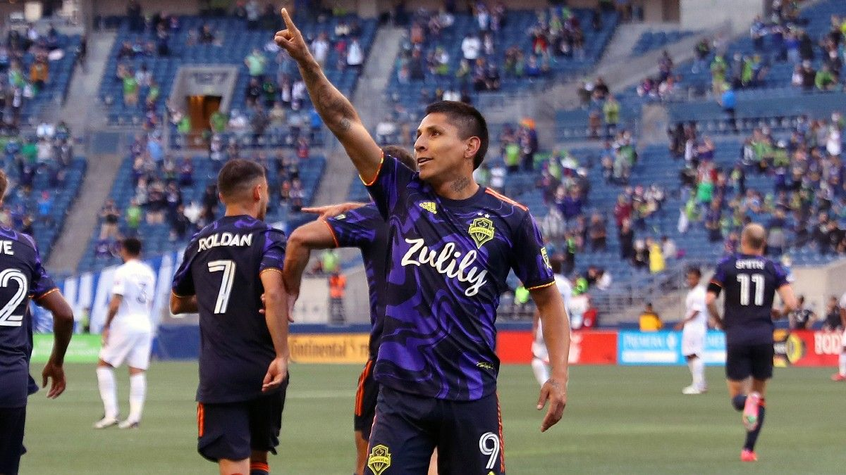 Portland vs. Seattle Major League Soccer Betting Odds & Pick: Bet the Sounders On Moneyline (Sunday, May 9) article feature image