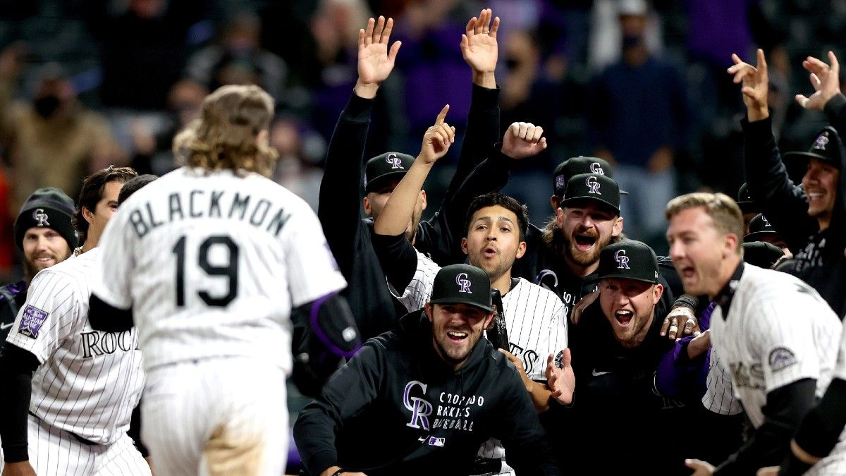 MLB Odds & Picks for Padres vs. Rockies: Expect the Ball to Fly at Coors Field (Monday, May 10) article feature image
