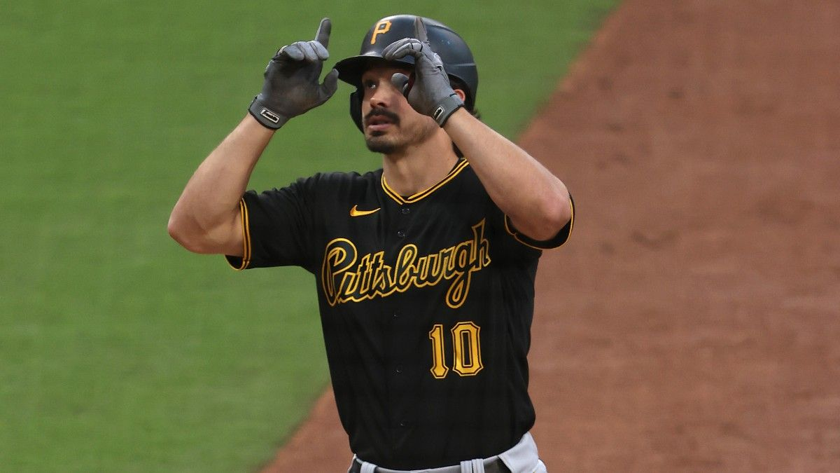Reds vs. Pirates MLB Odds & Picks: Monday's Betting Value On Pittsburgh (May 10) article feature image