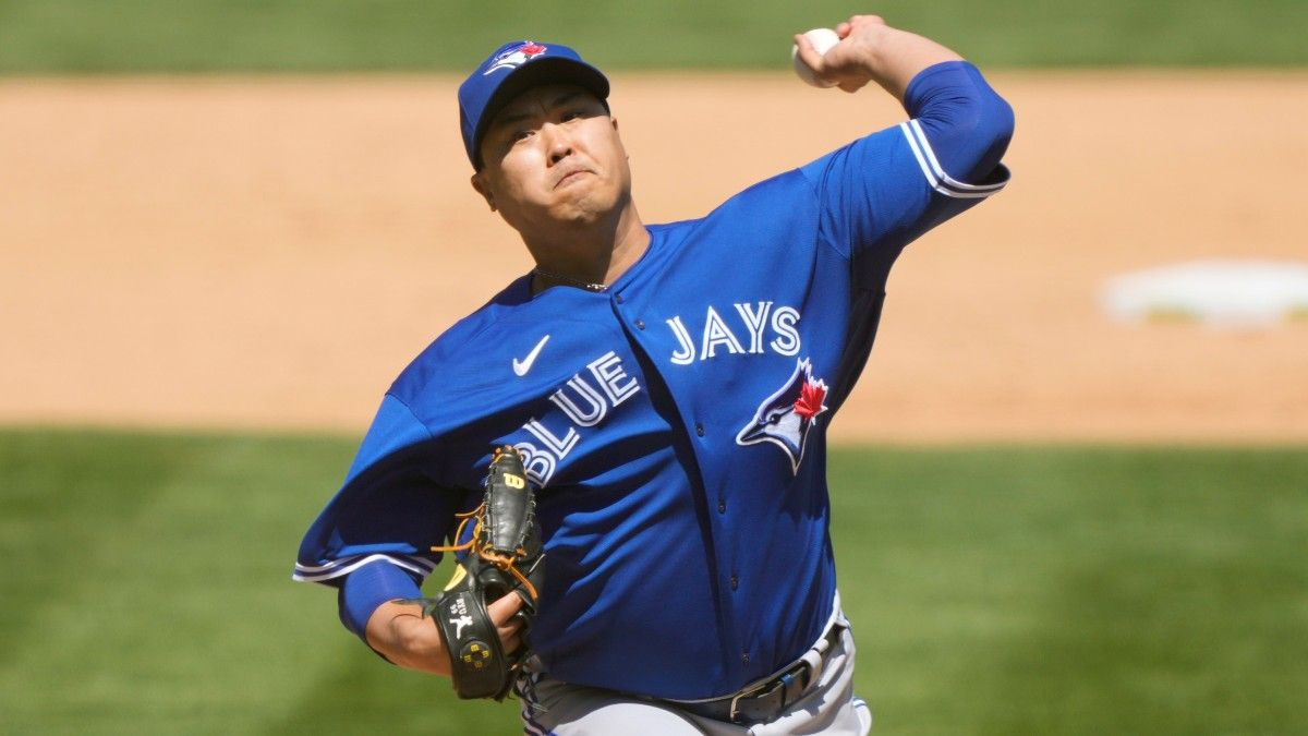 Blue Jays vs. Braves MLB Odds & Picks: Back Ryu and Toronto's Bullpen (Wednesday, May 12) article feature image