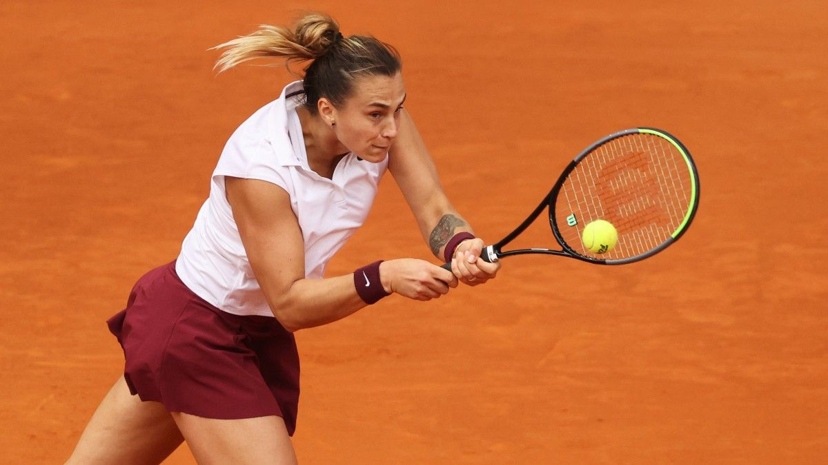 2021 WTA French Open Futures Betting Preview: Sabalenka, Svitolina Lead Options at Roland Garros article feature image