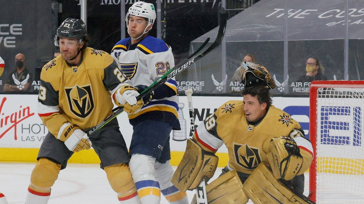 Avalanche vs. Golden Knights NHL Odds & Picks: Bet Vegas to Pick Up a Win (Monday, May 10) article feature image