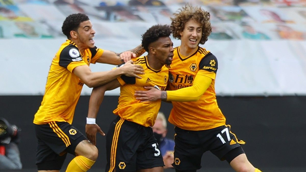 Premier League Betting Odds, Preview, Picks for Tottenham Hotspur vs. Wolves (Sunday, May 16) article feature image